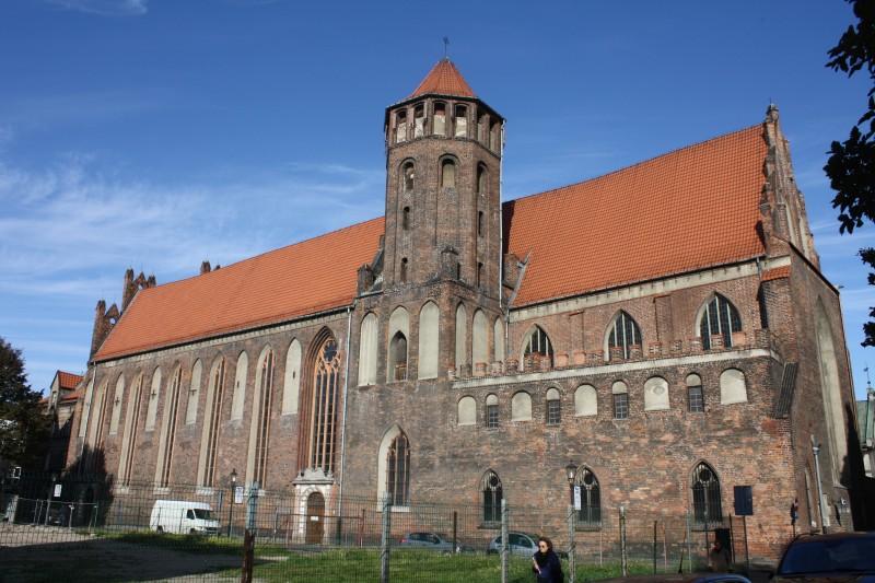 Базилика св. Николая в Гданьске будет закрыта. Ей грозит обрушение?